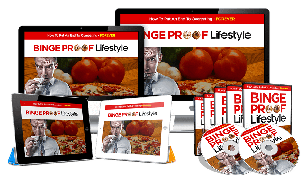 Binge-Proof Lifestyle Sales Funnel PLR Image