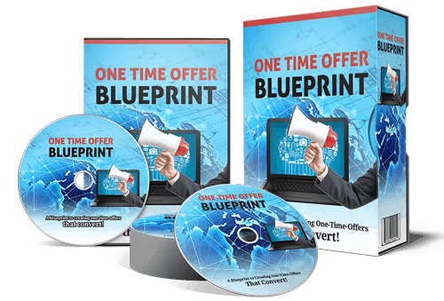 One Time Offer Blueprint Sales Funnel With Master Resell Rights