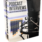 Podcast Interviews Done For You Marketing Templates