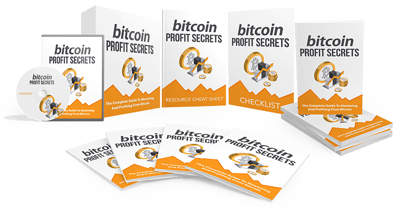 Bitcoin Profit Secrets Sales Funnel With Master Resell Rights