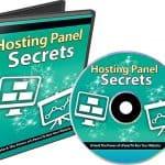 Hosting Panel Secrets PLR Video Series