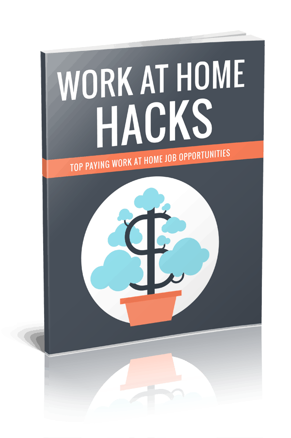 Quality Work at Home Hacks PLR List Building Report