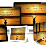 Mindful Meditation Mastery Sales Funnel with Master Resell Rights