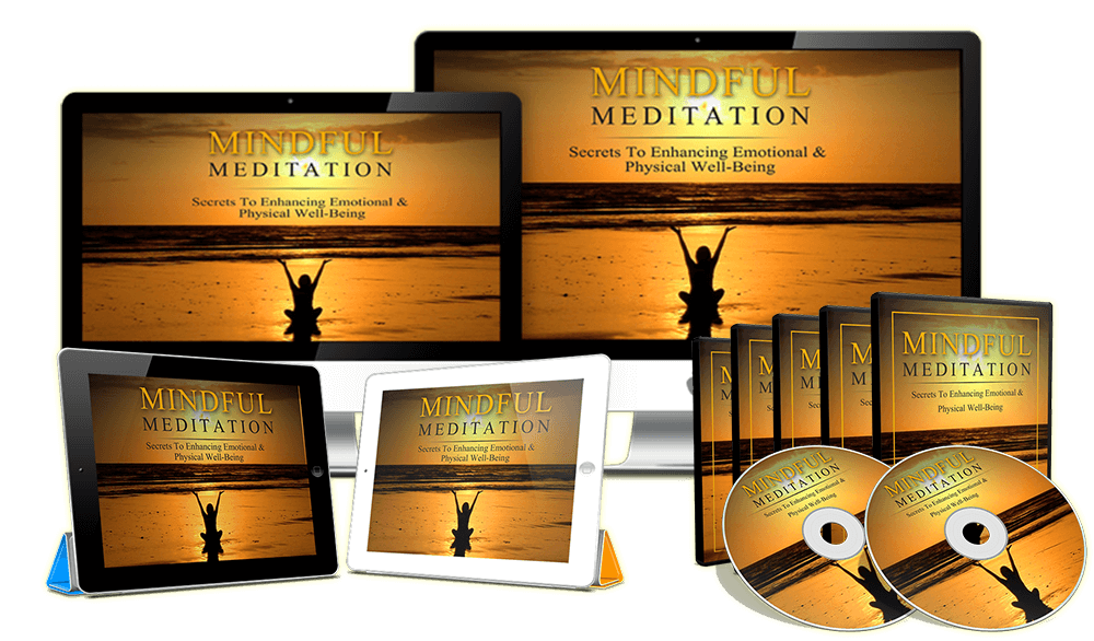 Mindful Meditation Mastery MRR Sales Funnel