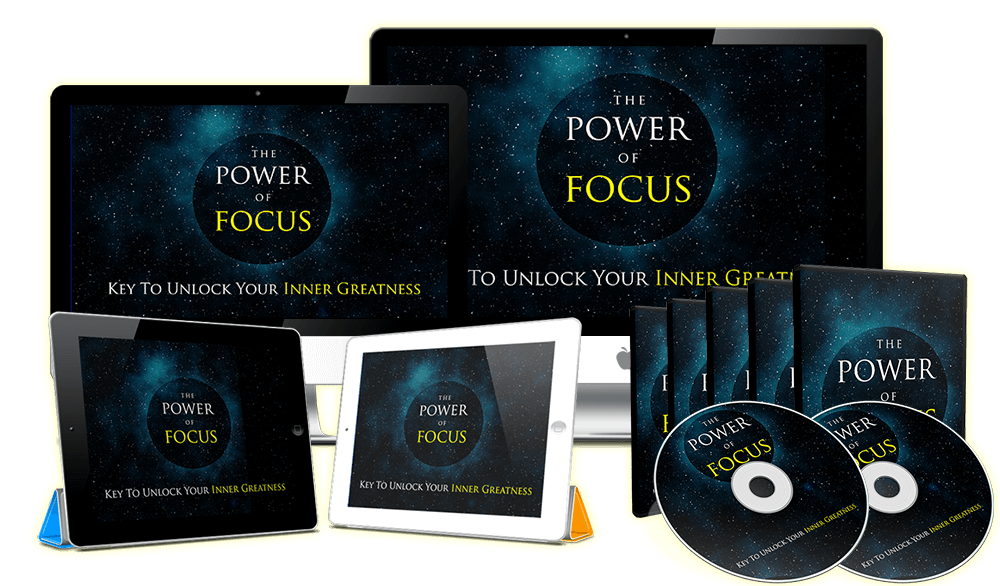 Power Of Focus MRR Sales Funnel
