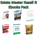 10 Real Estate Master Resell Rights Ebooks Pack