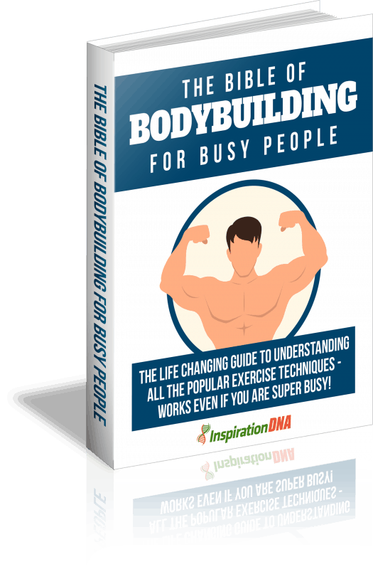 The Bible Of Bodybuilding For Busy People Ebook