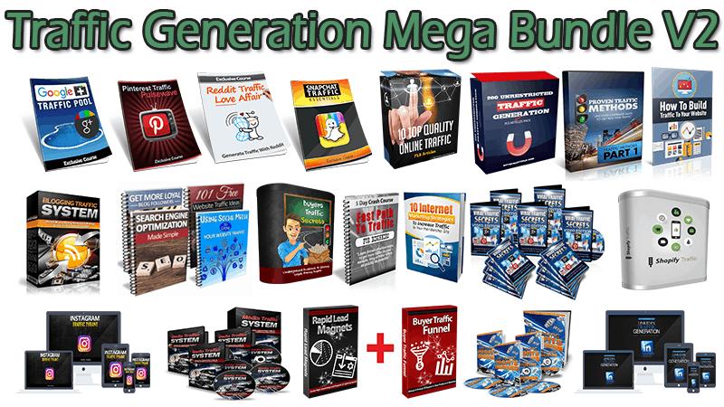 Traffic Generation Mega Bundle V2