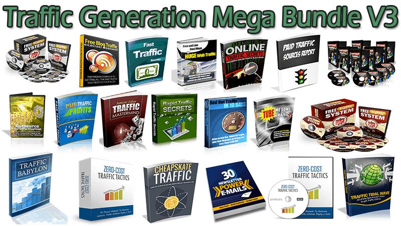Traffic Generation Mega Bundle V3