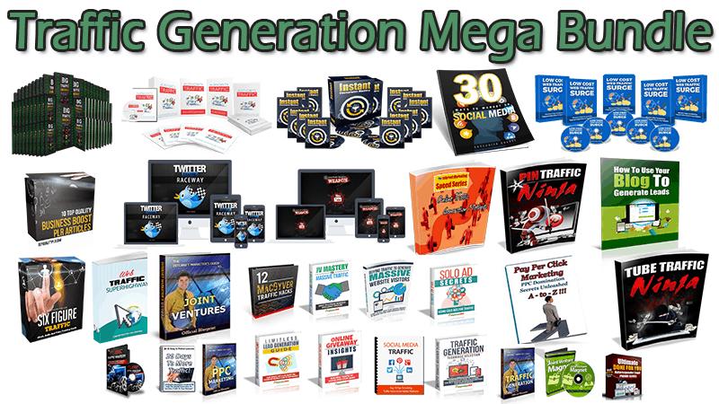 Traffic Generation Mega Bundle