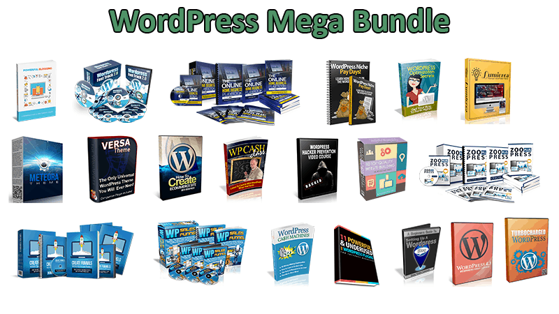 WordPress Mega Bundle