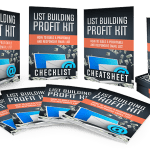 List Building Profit Kit Sales Funnel with Master Resell Rights