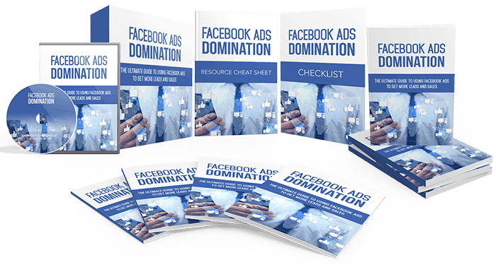 Facebook Ads Domination Sales Funnel with Master Resell Rights