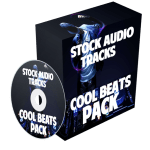 Cool Beats Stock Audio Tracks with Master Resell Rights