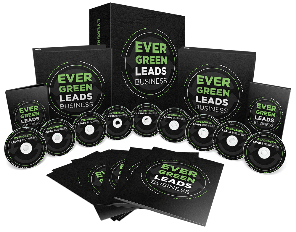 Evergreen Leads Business Sales Funnel with Master Resell Rights