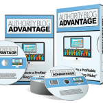 Authority Blog Advantage Sales Funnel with Resell Rights