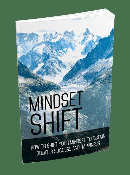 Mindset Shift MRR eBook Package