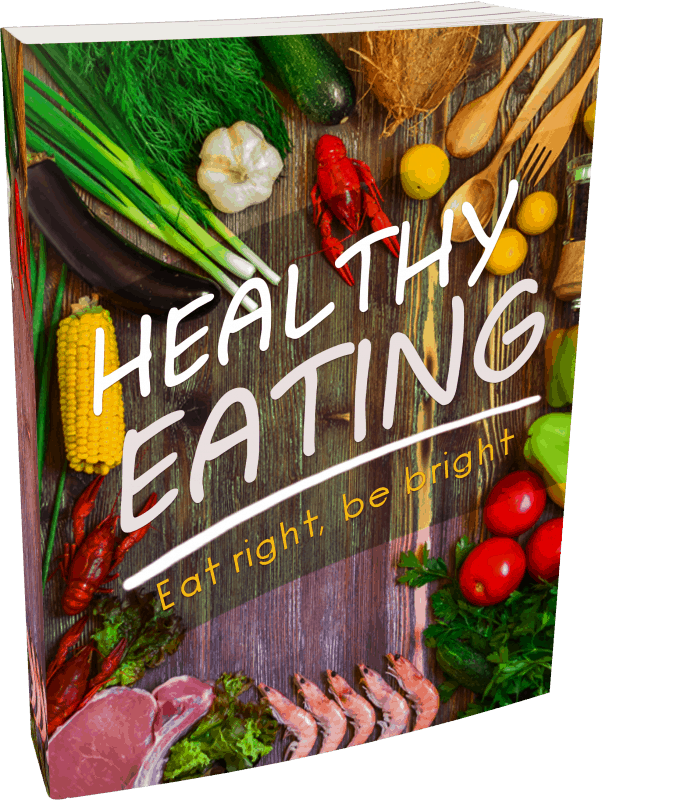 Healthy Eating Sales Funnel with Master Resell Rights