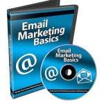 Email Marketing Basics PLR Video Series