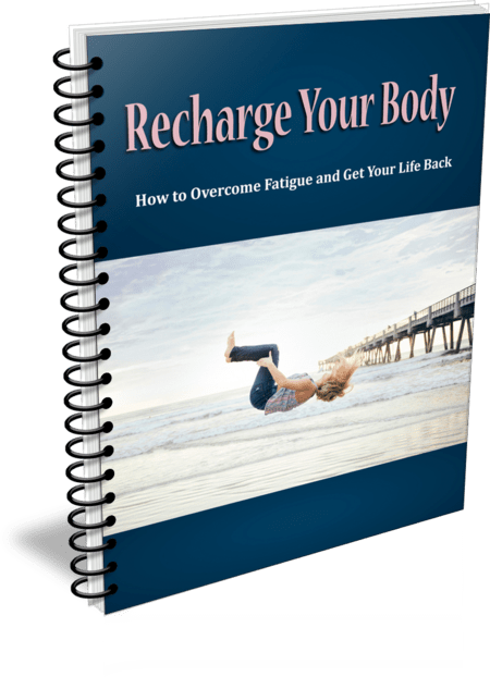 Top Quality Recharge Your Body PLR Report