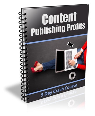 Content Publishing Profits PLR Newsletter Crash Course