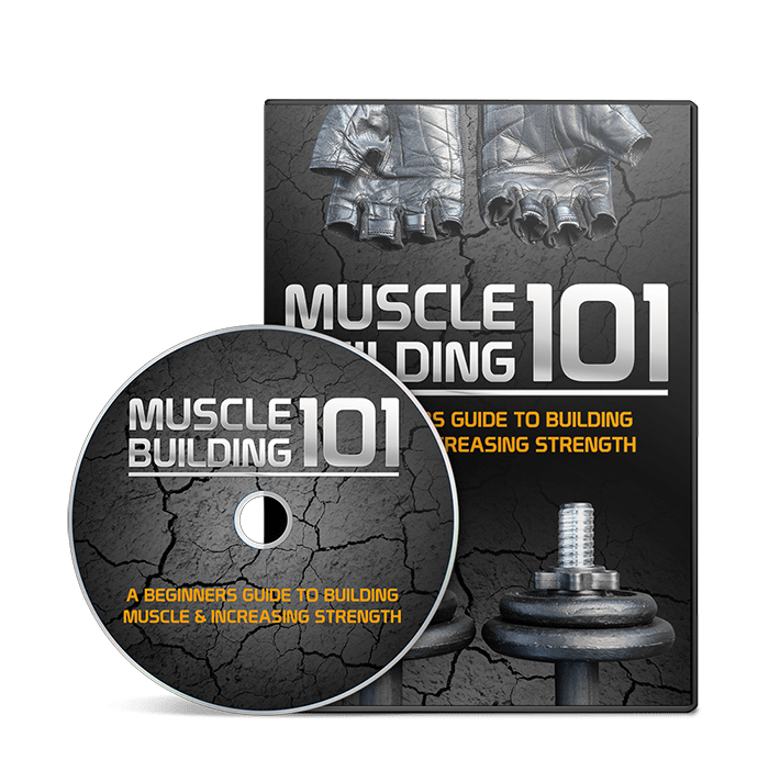 Muscle Building 101 Sales Funnel Package with Master Resell Rights Video Series