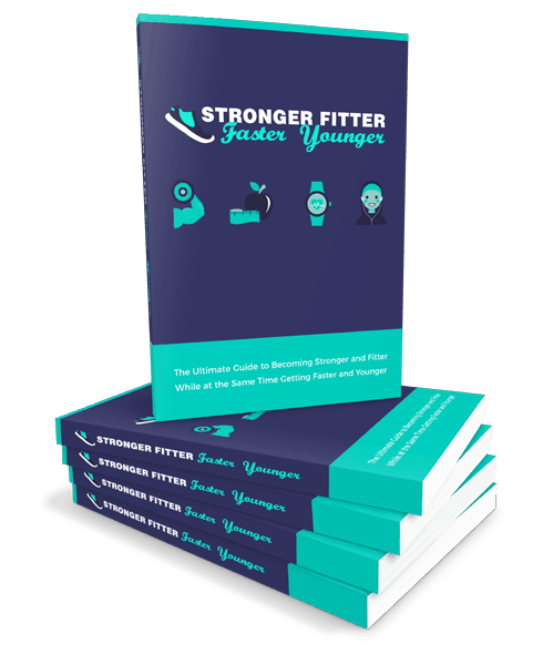 Stronger Fitter Faster Younger Sales Funnel With Master Resell Rights