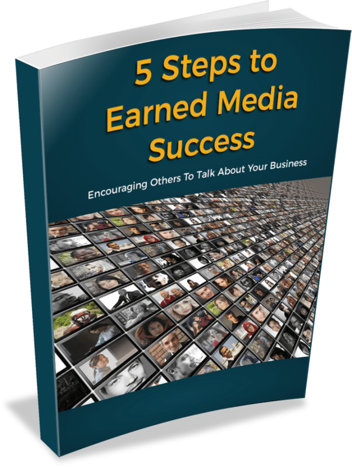 Top Quality Earned Media Word of Mouth MarketingPLR Pack