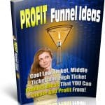 Profit Funnel Ideas PLR eBook and Squeeze Page