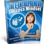 Entrepreneur Success Mindset PLR eBook