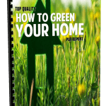 Top Quality How To Green Your Home PLR Report