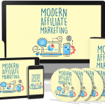 Modern Affiliate Marketing Sales Funnel with Master Resell Rights
