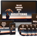 The Life Changing Magic of Decluttering Sales Funnel with Master Resell Rights