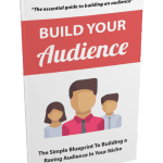 Build Your Audience eBook Package with Master Resell Rights