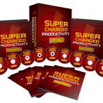 Supercharged Productivity Sales Funnel with Master Resell Rights