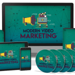 Modern Video Marketing MRR Sales Funnel