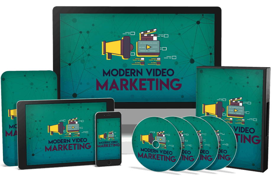 Modern Video Marketing Sales Funnel with Master Resell Rights