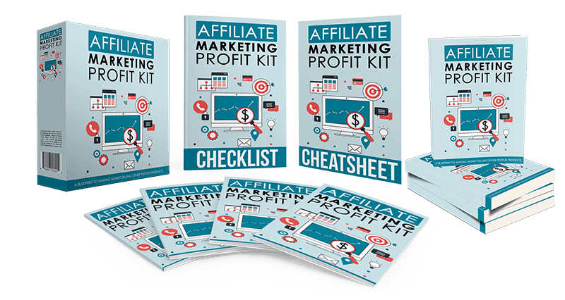 Affiliate Marketing Profit Kit MRR Sales Funnel