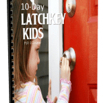 10-Day Latchkey Kids PLR ECourse