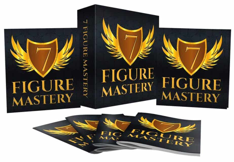 7 Figure Mastery Sales Funnel with Master Resell Rights