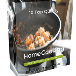 10 Top Quality Home Cooking PLR Articles and Tweets