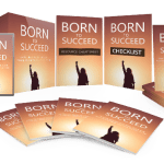 Born To Succeed Sales Funnel With Master Resell Rights