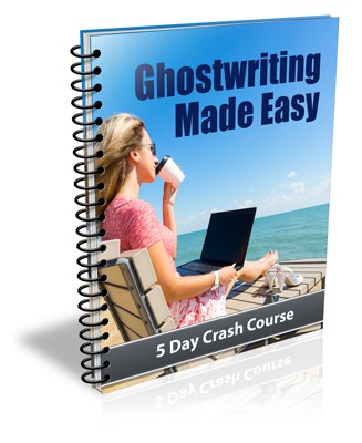 Ghostwriting Made Easy PLR Newsletter eCourse