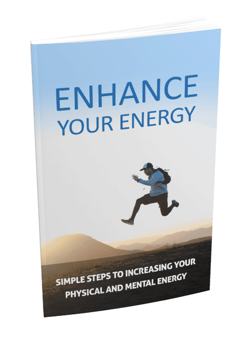 Enhance Your Energy Ebook