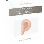 10 Top Quality Ear Health PLR Articles and Tweets