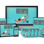 Niche Marketing Secrets Sales Funnel with Master Resell Rights