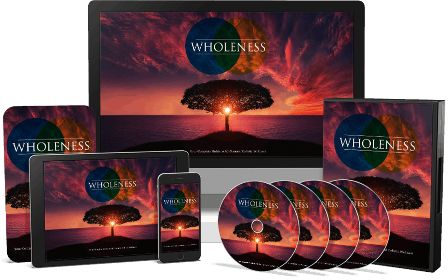 Wholeness Sales Funnel with Master Resell Rights