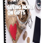 10-Day Saving money on gifts PLR ECourse