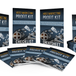 Video Marketing Profit Kit Sales Funnel with Master Resell Rights
