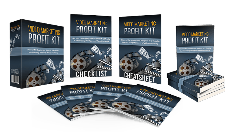 Video Marketing Profit Kit MRR Sales Funnel